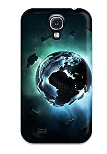 BAeKtLj3085eJyvF Pixel Earth Awesome High Quality Galaxy S4 Case Skin