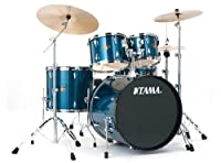 Tama New Imperialstar 22 Inch Bass Drum 5pc Complete Drum Kit