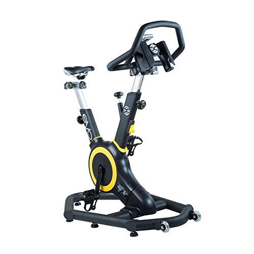 EVO X Series Core Active Sway Frame & Orb Gear Indoor/Spin Outdoor Cycle, Matte Black Everyoung Health and Fitness, Inc.