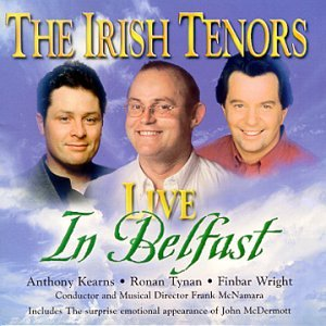 The Irish Tenors Live in - Outlets In Anthem