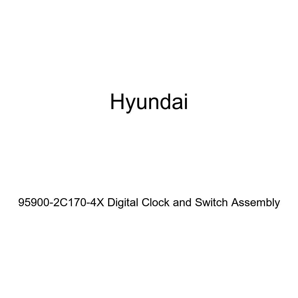 Genuine Hyundai 95900-2C170-4X Digital Clock and Switch Assembly