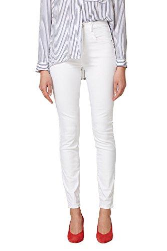 ESPRIT Pantaloni Donna Bianco (White 100)