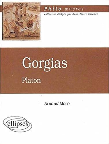 PLATON TÉLÉCHARGER GORGIAS DE