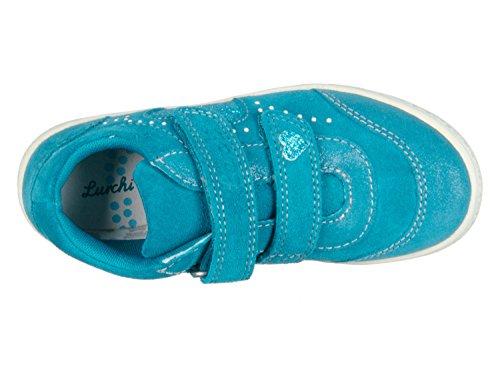 Lurchi Deep Ocean Blau Slipper Mädchen Tany w1gxq7Irg8