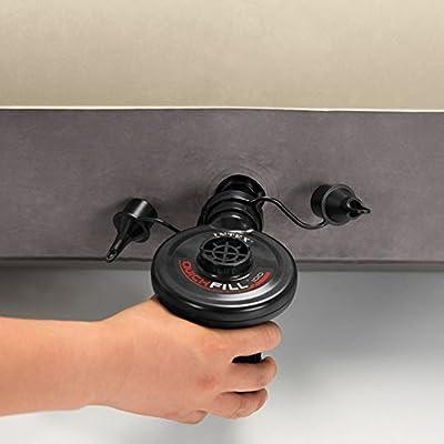 Intex Quick-Fill AC Electric Air Pump, 110-120 Volt, Max. Air Flow 21.2CFM
