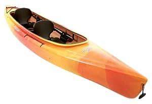 Old Town 14-Feet Twin Otter Recreational Tandem Kayak (Sunrise)