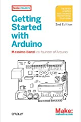 Getting Started with Arduino Paperback