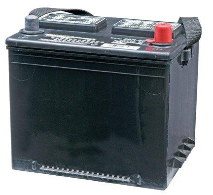 - Generac 5819 Battery, Generator, 12V, 525CCA, 26R, 60kW and Below