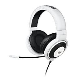 Razer Kraken Pro Over Ear Pc & Music Headset, White