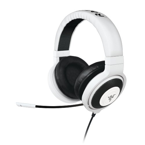 Razer Kraken Pro Over Ear PC and Music Headset, White