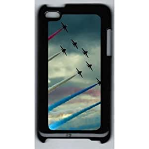 Imagination Cases Air Show Polycarbonate Hard Case Cover for iPod 4/ iPod 4th ¨CBlack