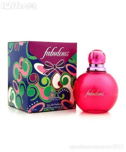 (Fabulous EDP our version of Fantasy by Britney Spears (3.4 oz) by Diamond Collection)