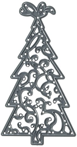 DARICE 2014-44 Die Cut Christmas Tree Paper Craft Supply