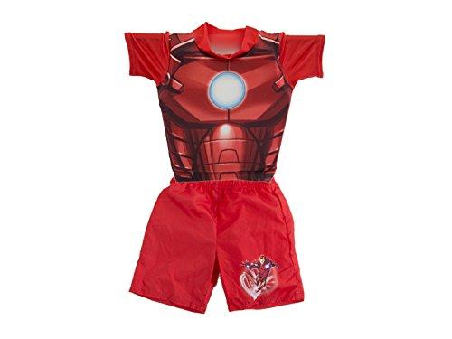 Deluxe Float Shorty - Marvel Iron Man