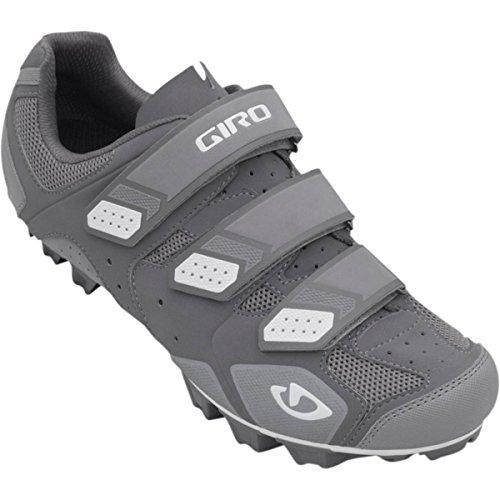 Giro Carbide MTB Fahrrad Schuhe grau 2014: Größe: 45