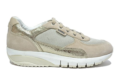 TAUPE PARA MUJER GEOX TAUPE DD5215A LT LT 35 HAYDEN DE SNEAKERS Talla Xqx0IwHT0