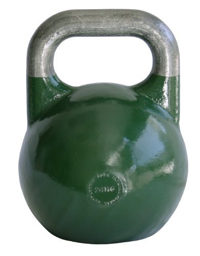 Ader Pro-Grade International Kettlebell- (24kg) by Ader Sporting Goods