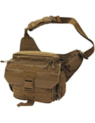 Stylish and Heavy Duty Tactical Military Inspired Messenger Bag