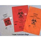 Tufpak 1212-2430 Red Autoclavable Biohazard