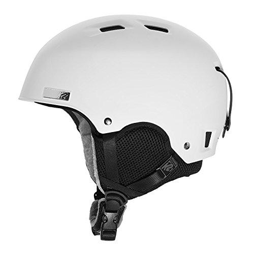 (K2 2015/16 Men's Verdict Ski Helmet - S1508007 (White - S))