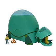 Wild Kratts Tortuga Play Set