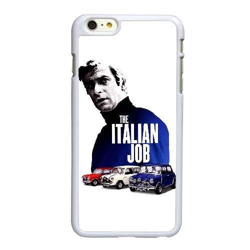 W4M27 L'Italian Job Haute Résolution Affiche V6Y6OX coque iPhone 6 4.7 pouces Cas de couverture de téléphone portable coque blanche XB8OPE6DE