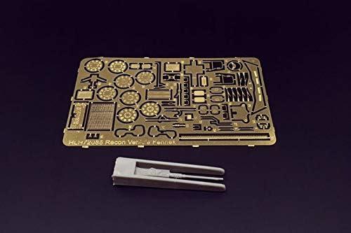 1/72 フェネック用エッチングセット(レベルキット対応)[HLH72086]Fennek(Revell kit)
