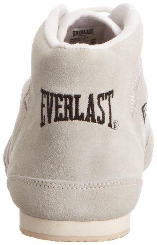 Everlast 8000B - Botines de boxeo Blanco