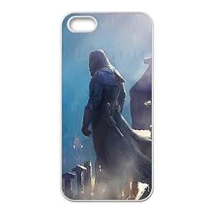 iphone5 5s White phone case Assassins Creed Drama Fashion players preferred OKE9191891