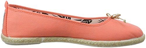 para Coral Alpargatas Condor Naranja crl Mujer Flossy 000 xHEvwnH