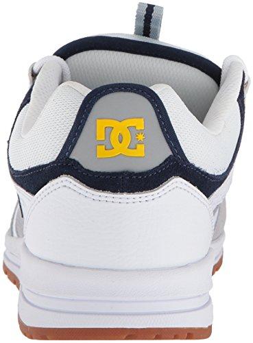Blanc Lite Dc Gris Skate De Hommes Kalis Chaussures Jaune cTwtYfq7xx