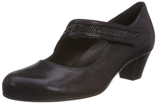 Gabor Women's Comfort Basic Closed-Toe Pumps Blue (Nightblue) cheap sale factory outlet MPsdR