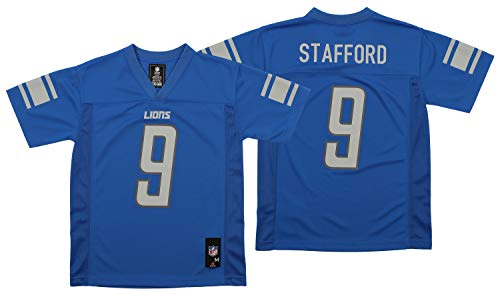 Outerstuff Matthew Stafford Detroit Lions Youth NFL Mid Tier Jersey-M(10-12) ()