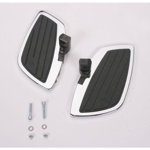Swept Rear Floorboard Kit (Cobra Swept Rear Floorboard Kit For Honda VTX1300R 2005-2009 / VTX1300S 2003-2007 - 06-4637)