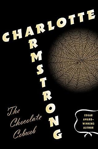 book cover of The Chocolate Cobweb