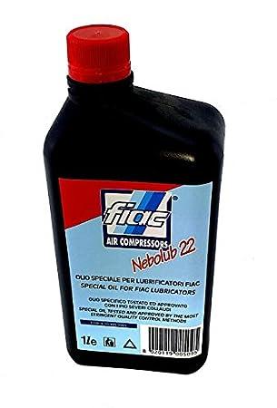 Aceite para pulverizador Fiac 945 para reguladores de presión para compresores D AR: Amazon.es: Deportes y aire libre