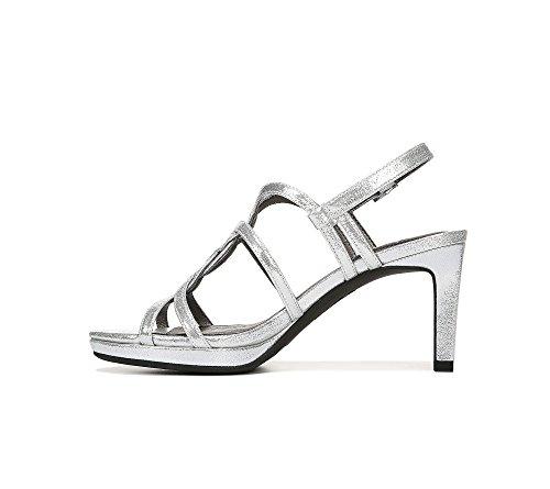 Introspect Sparkle Sandal LifeStride Silver Women's Dress 0Fq5wZ