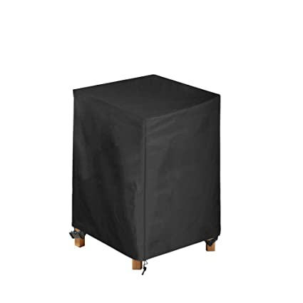 Fine Awnic Stacking Chair Cover Waterproof Garden Chair Cover Patio Chair Cover Outdoor Storage Waterproof Tear Resistant 210D Oxford Short Links Chair Design For Home Short Linksinfo