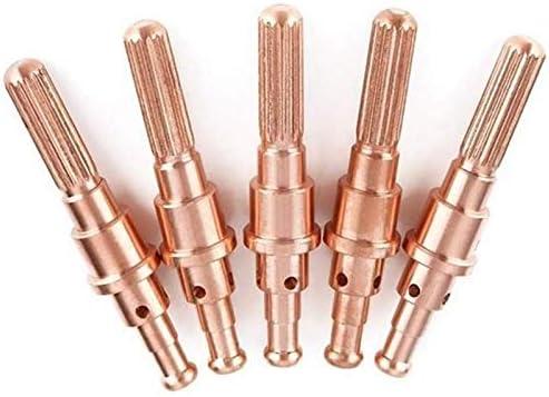 Xigeapg 10Pi/èCes S/éRies 9-8215 /éLectrodes /à Plasma et 10Pi/èCes S/éRies 9-8211//9-8213 CarTouche de D/éMarrage 9-8218 Bouchon de 8-3486 Joints Toriques Adapt/éS Dynamique Thermique