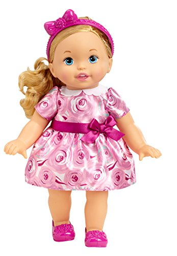 Mattel Little Mommy Sweet as Me Teatime Darling Baby Doll