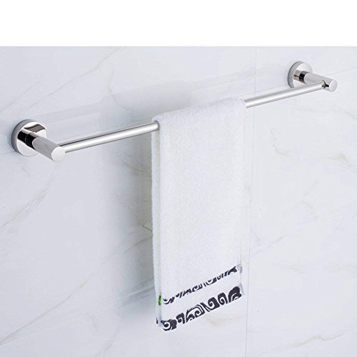 towel bar bathroom square eqeq stainless steel towel railtowel racktowel barbathroom shelving