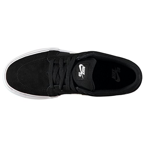 NIKE SB satire II pour Homme Skate Chaussures Noir/Blanc Casual Formateurs Sneakers