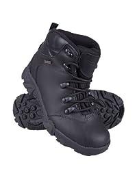 Mountain Warehouse Canyon Kids Hiking Boots - Childrens Walking Shoes