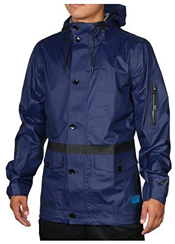 Nike Men's New Master Saturday Soccer Jacket-Navy-Medium