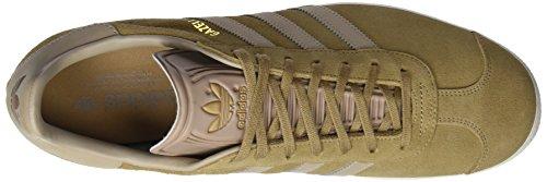 adidas Gazelle, Scarpe da Fitness Uomo Beige (Carton / Caqtra / Casbla)