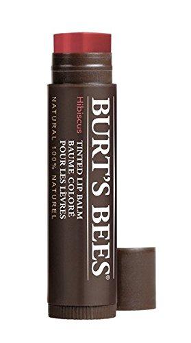 Burt's Bees 100% Natürlich, Tinted Lippenbalsam, Hibiscus, 4.25g