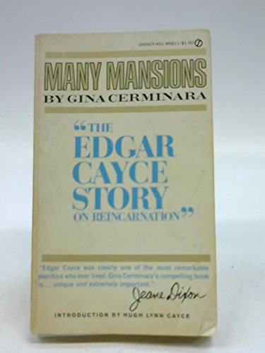 Many Mansions - 'The Edgar Cayce Story of Reincarnation' by Signet