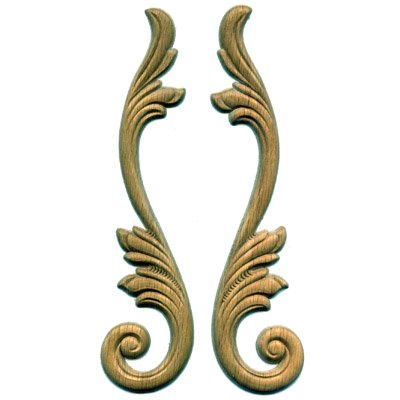 - Acanthus Scroll Pair 2