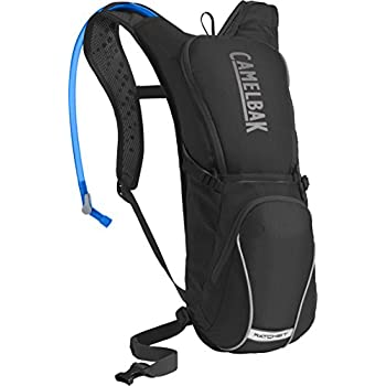 833744ec65d CamelBak Ratchet Crux Reservoir Hydration Pack, Black/Graphite, 3 L/100 oz