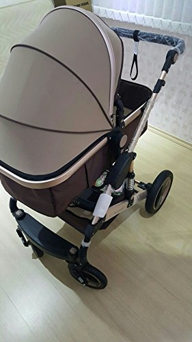 0--36 months baby stroller 2 in 1 stroller lie or damping folding light weight Two-way use four seasons (1) by wisesonle (Image #8)